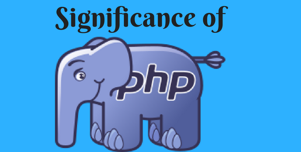 Significance of PHP