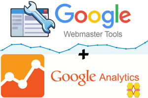 Google Analytics and Web master